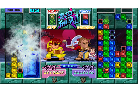 Super Puzzle Fighter II Turbo [NTSC-U] ISO